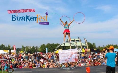 Toronto International BuskerFest for Epilepsy-event-photo