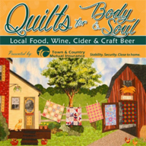 Quilts for Body & Soul -event-photo