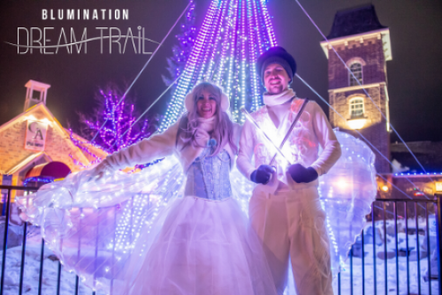 Blumination Dream Trail Opening Night Party-event-photo