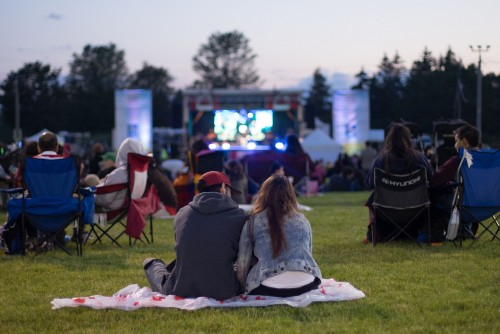 Pickering Celebrates Canada Day! - Nighttime-event-photo