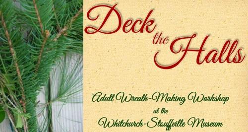 Deck the Halls - Adult Wreath-Making Workshop-event-photo