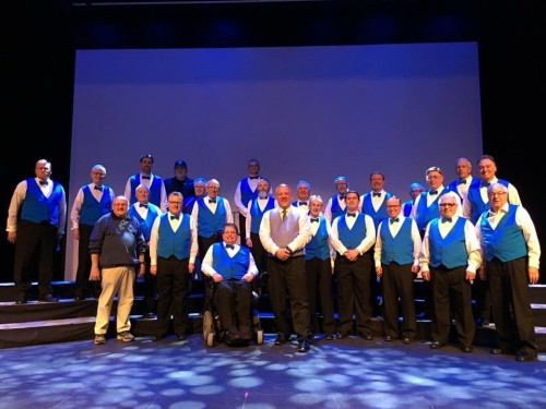 Musical A cappella Harmony Show-event-photo