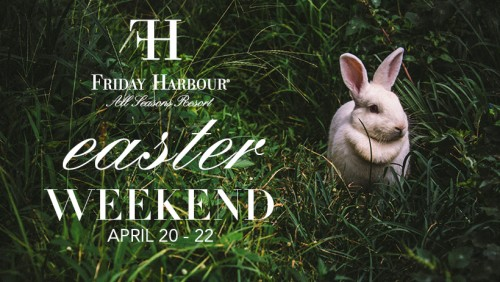 Easter at Friday Harbour
