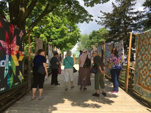 Quilts in the Village-event-photo