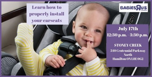 Car Seat Clinic -event-photo