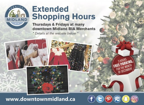 Extended Shopping Hours (Thursdays & Fridays)-event-photo