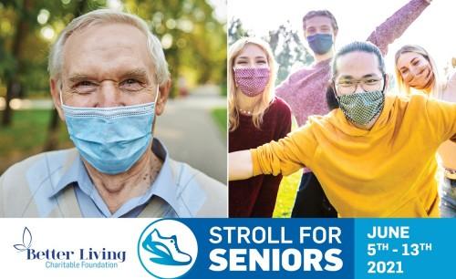 Stroll for Seniors 2021