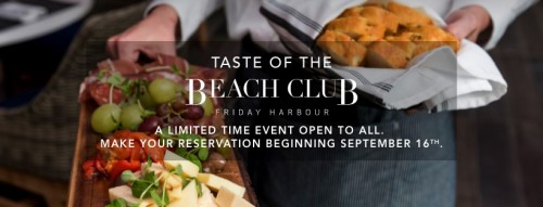 Taste of the Beach Club at Friday Harbour Resort-event-photo