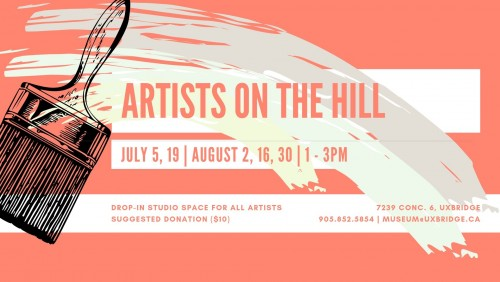 Artists on the Hill-event-photo