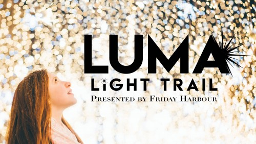 LUMA Light Trail at Friday Harbour-event-photo