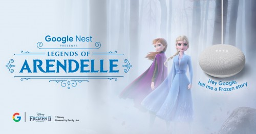Google Nest Presents Legends of Arendelle at CF Toronto Eaton Centre-event-photo