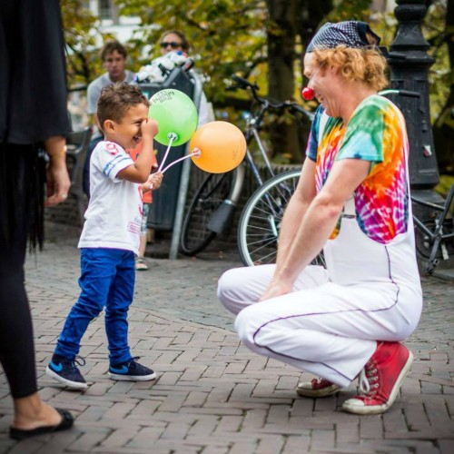 "Arts in the Parks: Grup the Clown in ""At Work (and Play)""-event-photo"
