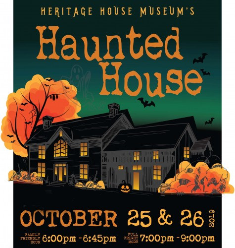Smiths Falls Haunted Heritage House-event-photo