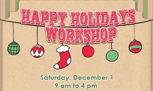 Happy Holidays Workshop-event-photo