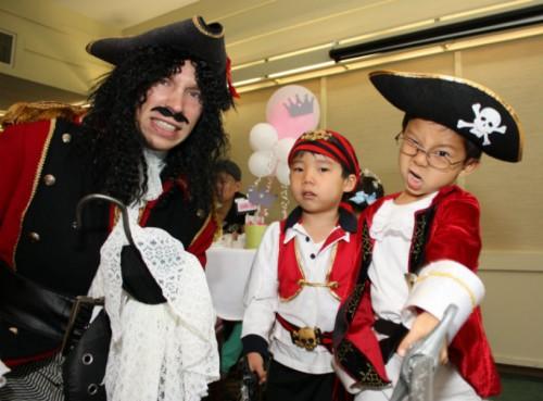 Pirates & Princesses at Black Creek Pioneer Village