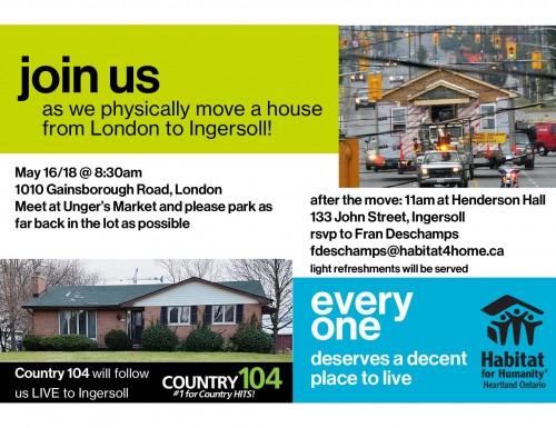 House move Invitation