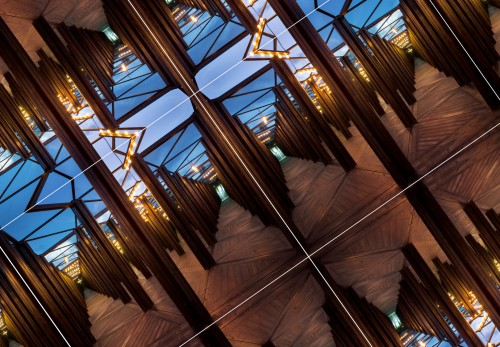 House of Mirrors at Luminato-event-photo