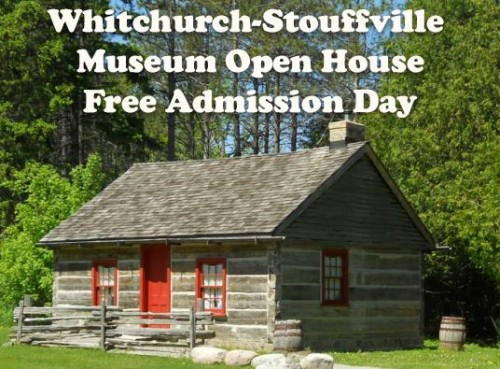 Museum Open House - FREE admission