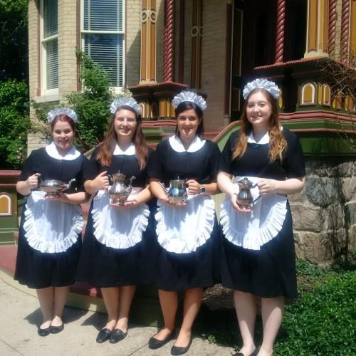 Maids of Kilbride Tea & Tour-event-photo