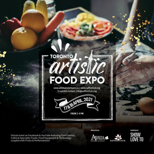 Toronto Artistic Food Expo-event-photo