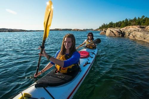 3 Day Intro to Sea Kayaking Trip for Women- Georgian Bay Getaway - Summer 2021-event-photo