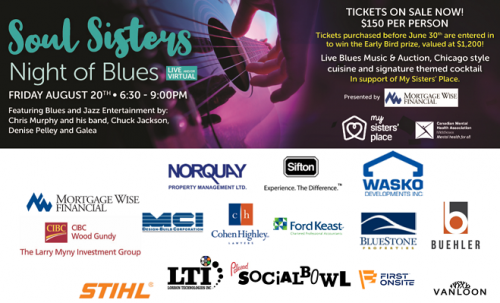 Soul Sisters Night of Blues-event-photo