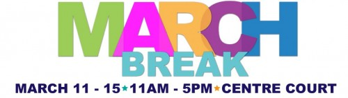 March Break at Seaway Mall