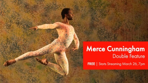 Merce Cunningham Double Feature – March 26 (7pm) - May 21 2021-event-photo