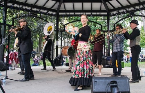 Arts in the Parks: Music in St. James Park-event-photo