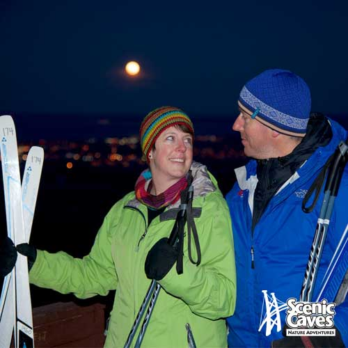Night Cross-Country Skiing at Scenic Caves Nordic Centre-event-photo
