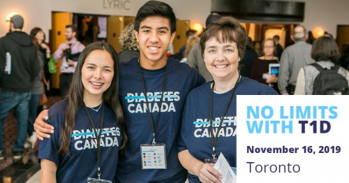 No Limits with Type 1 Diabetes Conference-event-photo