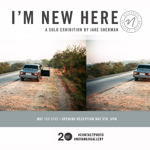 NUVANGO: I'm New Here, A Solo Exhibition from Jake Sherman-event-photo
