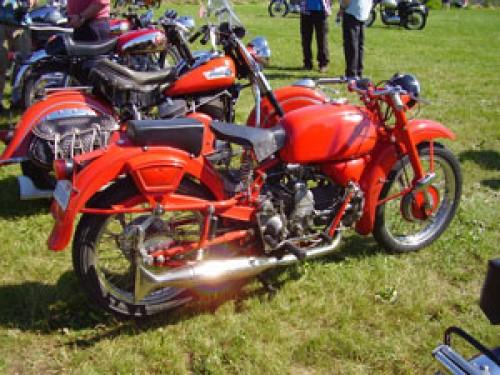 Vintage Motorcycle Display and Swap Meet-event-photo