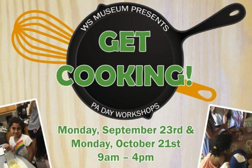 P.A. Day Workshop: Get Cooking!