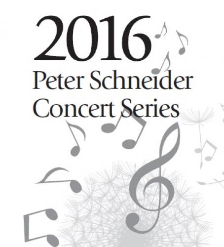 Peter Schneider Concert Series-event-photo