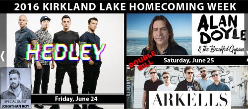 Kirkland Lake Homecoming Week-event-photo