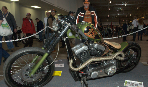 2016 Motorcycle SPRINGSHOW