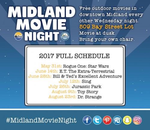 Midland Movie Night - E.t. The Extra-Terrestrial-event-photo