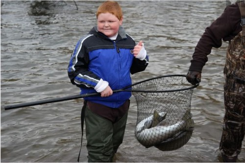 Ganaraska Region Conservation Authority's Learn to Fish Day