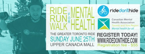 Ride Don't Hide-The Greater Toronto Ride-event-photo