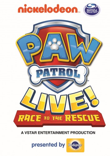 "PAW Patrol Live! ""Race to the Rescue"" Takes Center Stage in London-event-photo"