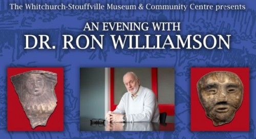 An Evening with Dr. Ron Williamson-event-photo