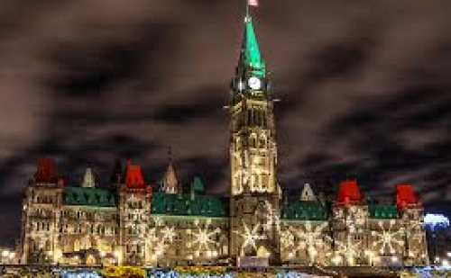Christmas Lights Across Canada - National Capital