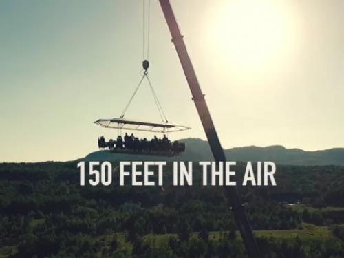 Canada's 150! - Sky Lounge Event