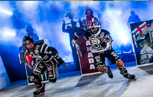 Canada's 150! - Red Bull Crashed Ice