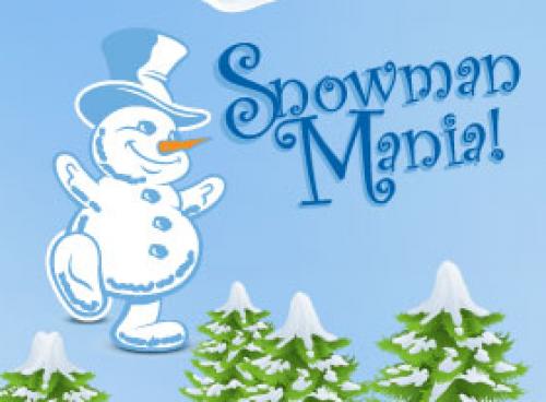 Snowman Mania -Wasaga Beach