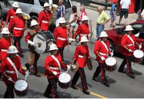 Port Hope Canada Day Parade-event-photo