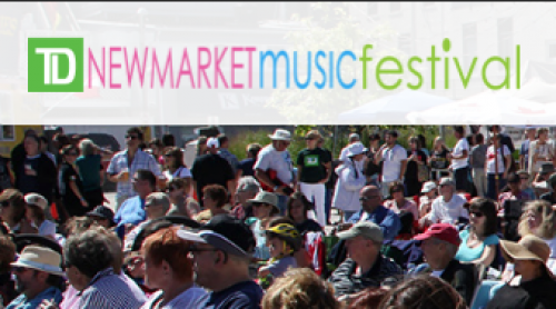 TD Newmarket Music Festival-event-photo
