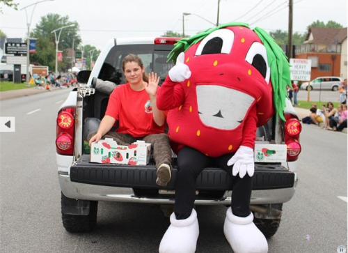 LaSalle Strawberry Festival-event-photo