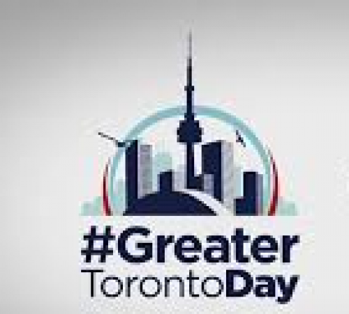 #Greater Toronto Day-event-photo